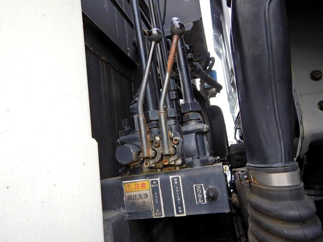 三菱 キャンター 小型 車輌重機運搬 ラジコン ウインチ|画像10