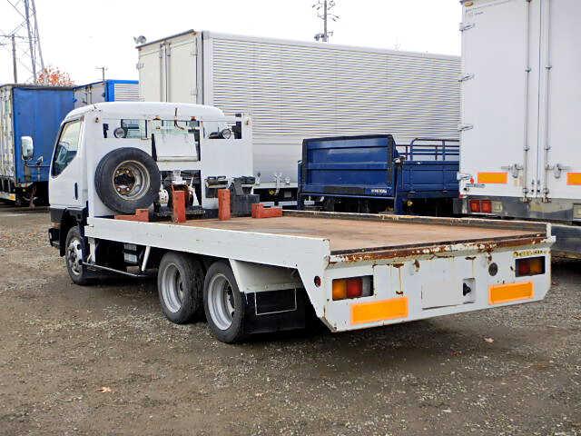 三菱 キャンター 小型 車輌重機運搬 ラジコン ウインチ|画像2