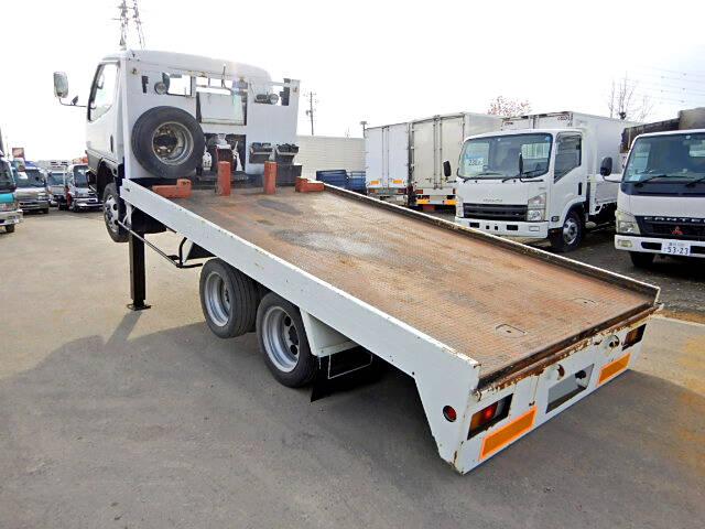 三菱 キャンター 小型 車輌重機運搬 ラジコン ウインチ|画像3