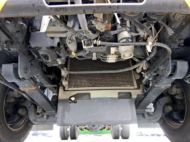 トヨタ ダイナ 小型 ダンプ 土砂禁 PB-XZU321D シフト MT5 トラック 画像 ステアリンク掲載