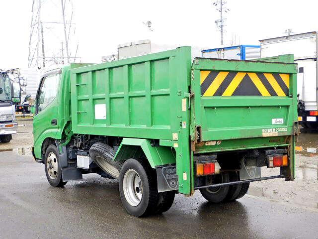 トヨタ ダイナ 小型 ダンプ 土砂禁 PB-XZU321D トラック 右後画像 リトラス掲載