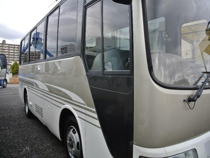 トヨタ コースター 小型 バス マイクロバス KK-RX4JFET|トラック 背面・荷台画像 トラック市掲載