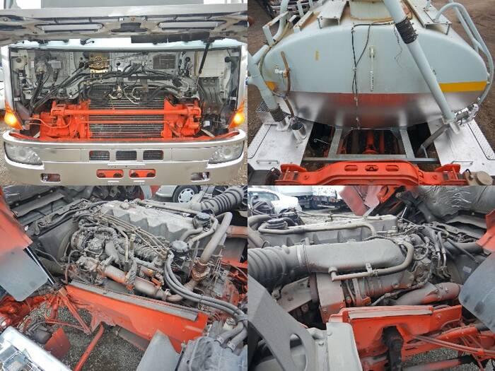 日野 プロフィア 大型 タンク車 バキューム KS-GN2PMJA|エンジン トラック 画像 トラスキー掲載