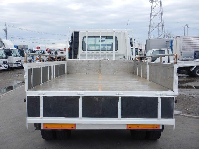 三菱 ファイター 中型 平ボディ KK-FK71HG H16|トラック 背面・荷台画像 トラック市掲載