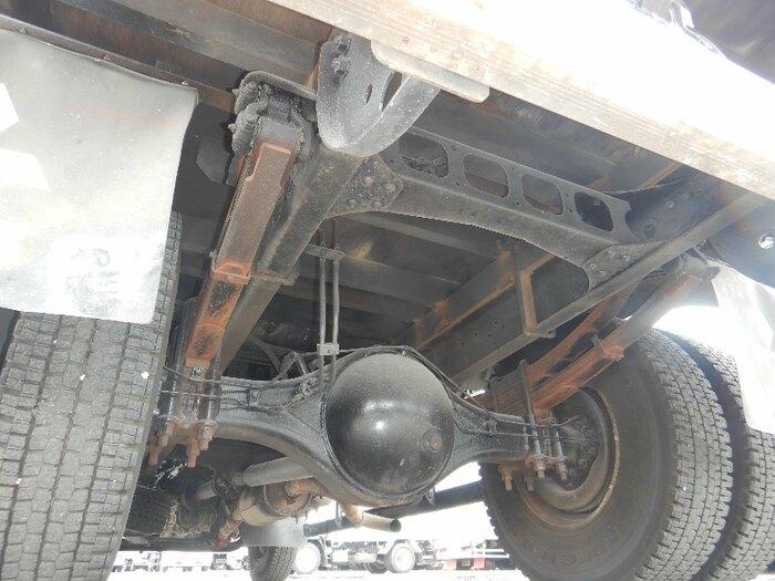 三菱 ファイター 中型 平ボディ KK-FK71HG H16|フロントガラス トラック 画像 トラック王国掲載