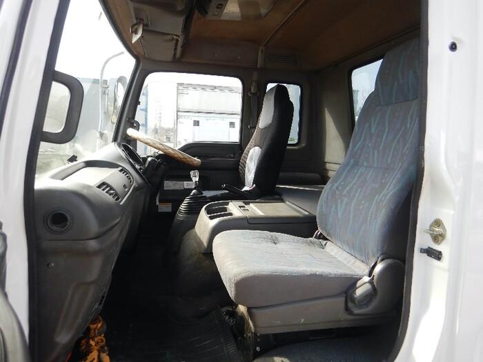 いすゞ フォワード 中型 アームロール クレーン付き ツインホイスト 画像6