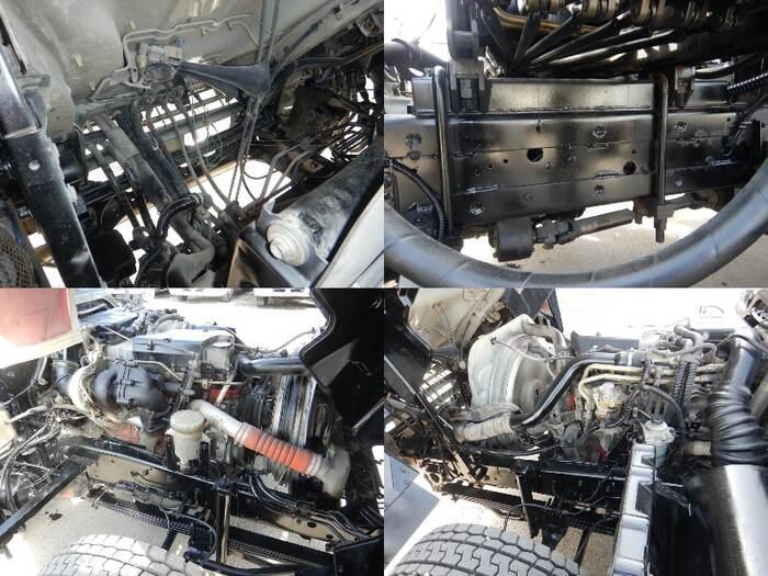 いすゞ フォワード 中型 アームロール クレーン付き ツインホイスト 画像9