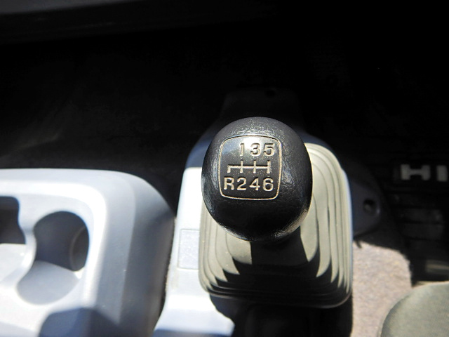 日野 レンジャー 中型 平ボディ 床鉄板 ベッド|車検  トラック 画像 キントラ掲載