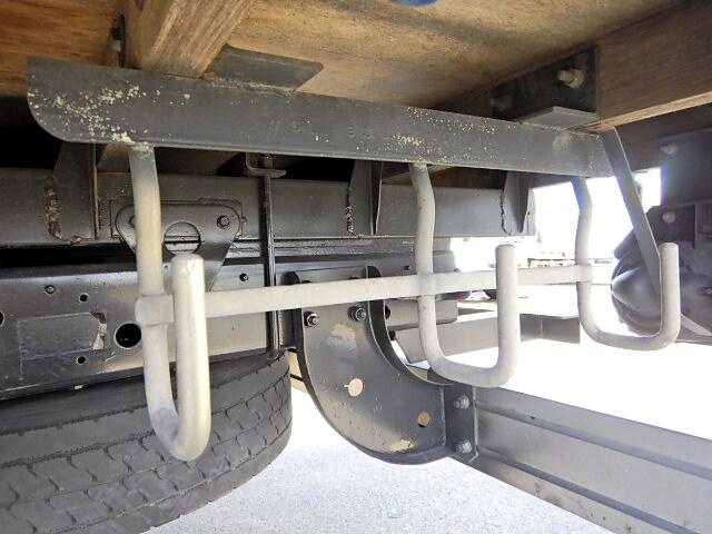 日野 レンジャー 中型 平ボディ 床鉄板 ベッド|年式 H19 トラック 画像 トラックサミット掲載