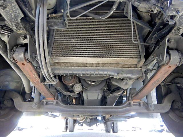 日野 レンジャー 中型 平ボディ 床鉄板 ベッド|馬力  トラック 画像 トラックバンク掲載