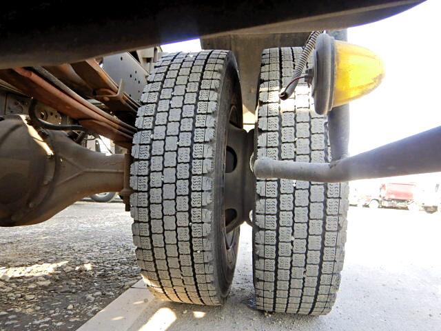 三菱 ファイター 中型 アームロール ツインホイスト ベッド|タイヤ トラック 画像 トラック市掲載