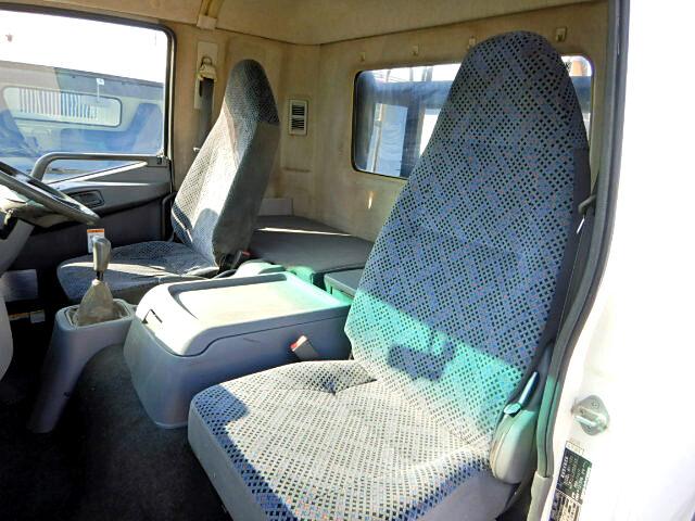 三菱 ファイター 中型 アームロール ツインホイスト ベッド|エンジン トラック 画像 トラスキー掲載
