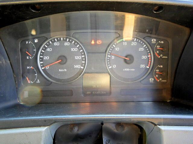三菱 ファイター 中型 アームロール ツインホイスト ベッド|フロントガラス トラック 画像 トラック王国掲載