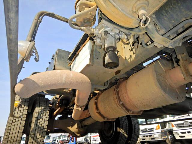 三菱 ファイター 中型 アームロール ツインホイスト ベッド|シフト MT6 トラック 画像 ステアリンク掲載