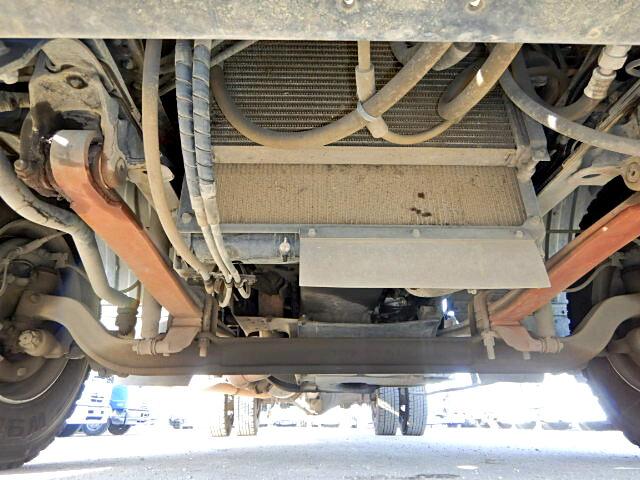 三菱 ファイター 中型 アームロール ツインホイスト ベッド|シャーシ トラック 画像 キントラ掲載