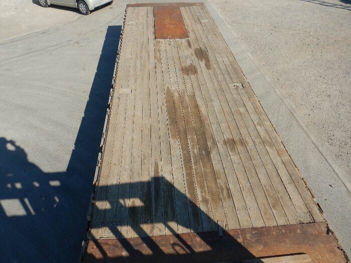 日野 プロフィア 大型 車輌重機運搬 ウインチ ベッド 画像4
