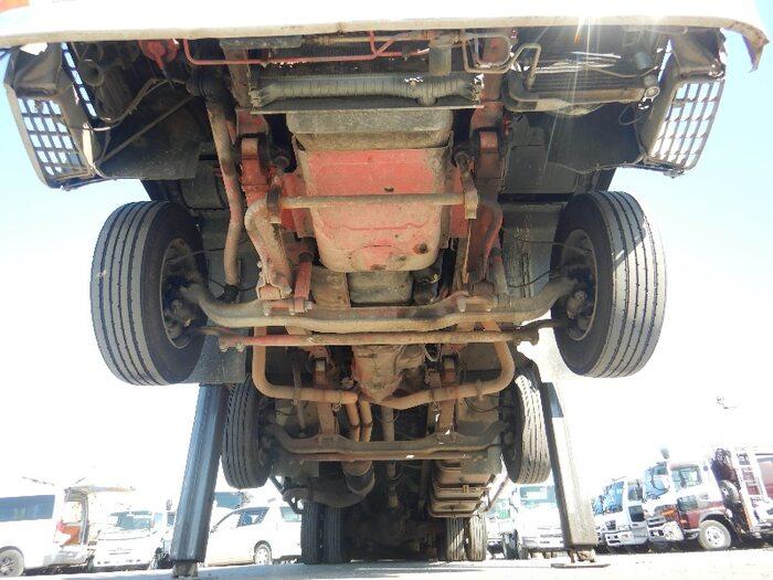 日野 プロフィア 大型 車輌重機運搬 ウインチ ベッド 画像16