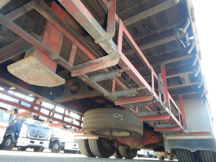 日野 プロフィア 大型 車輌重機運搬 ウインチ ベッド 画像15