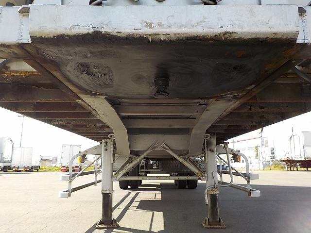 国内・その他 国産車その他 その他 トレーラ 2軸 FKD240A改|シフト  トラック 画像 ステアリンク掲載
