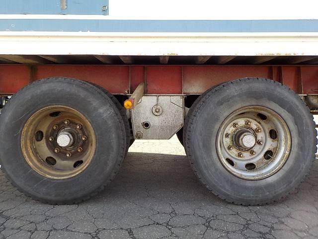 国内・その他 国産車その他 その他 トレーラ 2軸 KFKGF240 荷台 床の状態 トラック 画像 トラックサミット掲載