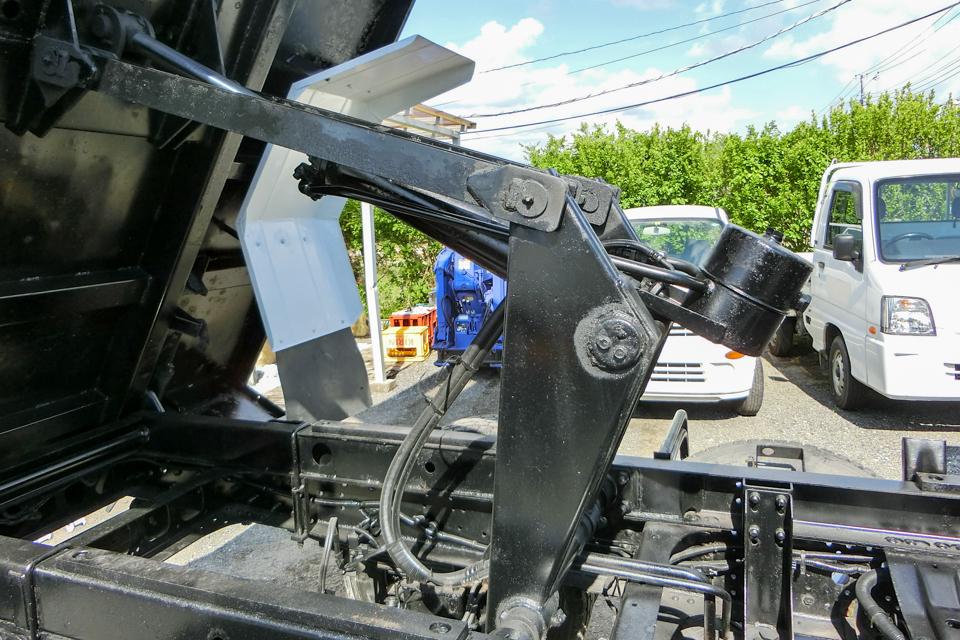 いすゞ フォワード 中型 ダンプ コボレーン SKG-FRR90S1 画像7