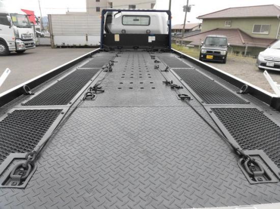 トヨタ ダイナ 小型 車輌重機運搬 ラジコン ウインチ|画像3