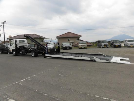 トヨタ ダイナ 小型 車輌重機運搬 ラジコン ウインチ|画像4
