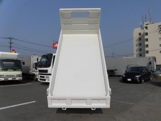 いすゞ エルフ 小型 ダンプ PB-NKR81AD H19 トラック 背面・荷台画像 トラック市掲載