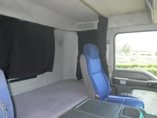 いすゞ ギガ 大型 平ボディ アルミブロック エアサス|年式 H20 トラック 画像 トラックサミット掲載