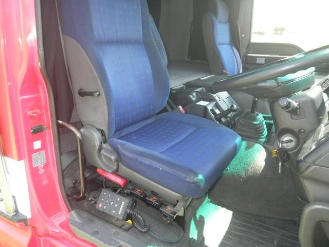 いすゞ ギガ 大型 平ボディ アルミブロック エアサス|シフト MT7 トラック 画像 ステアリンク掲載