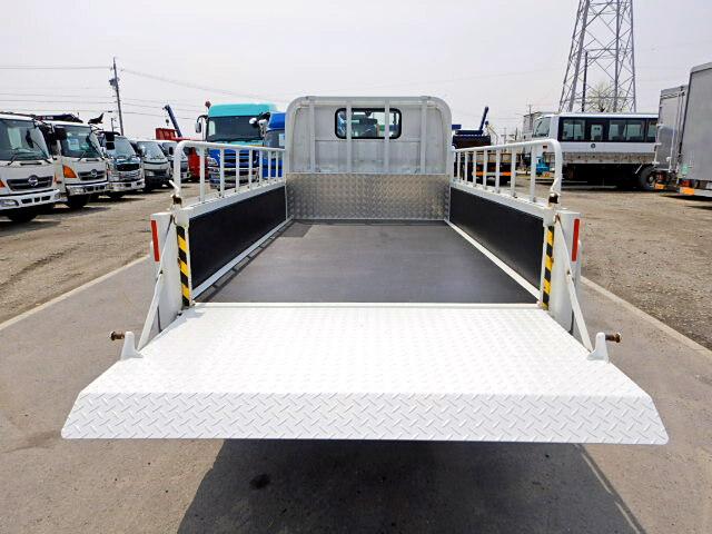 トヨタ トヨエース 小型 平ボディ パワーゲート TKG-XZU605|画像4