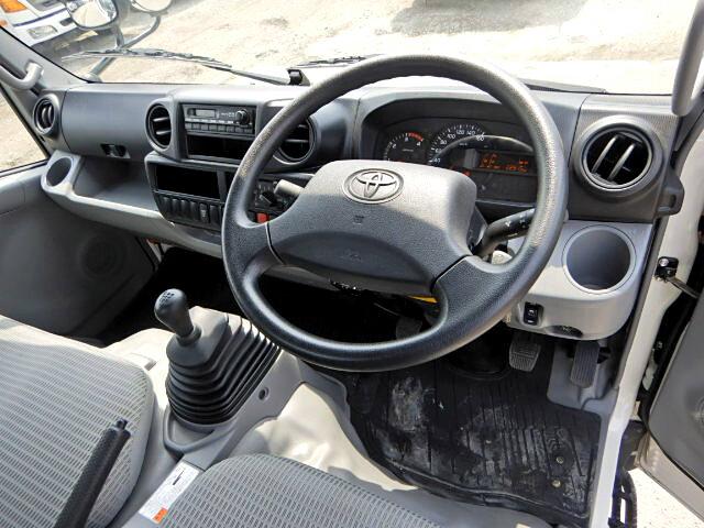 トヨタ トヨエース 小型 平ボディ パワーゲート TKG-XZU605|画像5