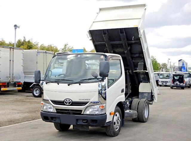 トヨタ トヨエース 小型 ダンプ TKG-XZU620D H26 画像1