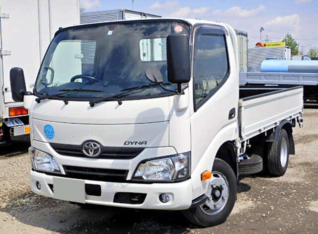 トヨタ ダイナ 小型 平ボディ TKG-XZU605 H28|画像1