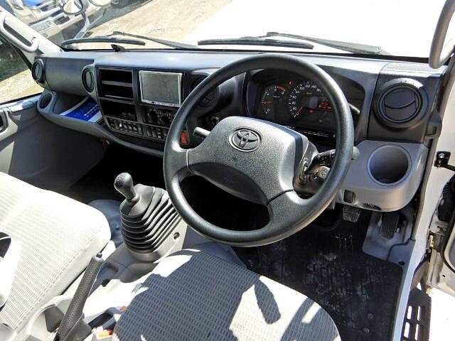 トヨタ ダイナ 小型 アルミバン パワーゲート サイドドア|画像5