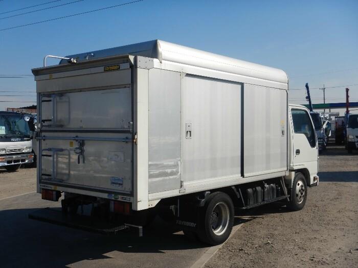 いすゞ エルフ 小型 タンク車 バルク TKG-NKR85N|画像2