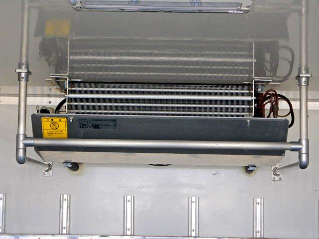 三菱 キャンター 小型 冷凍冷蔵 低温 スタンバイ|エンジン トラック 画像 トラスキー掲載