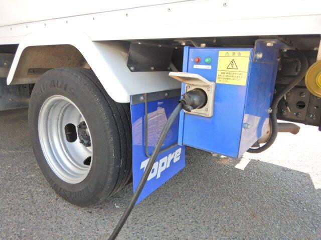 三菱 キャンター 小型 冷凍冷蔵 低温 スタンバイ|リサイクル券 8,830円 トラック 画像 トラック市掲載