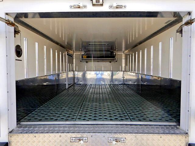 三菱 キャンター 小型 冷凍冷蔵 低温 スタンバイ|トラック 背面・荷台画像 トラック市掲載