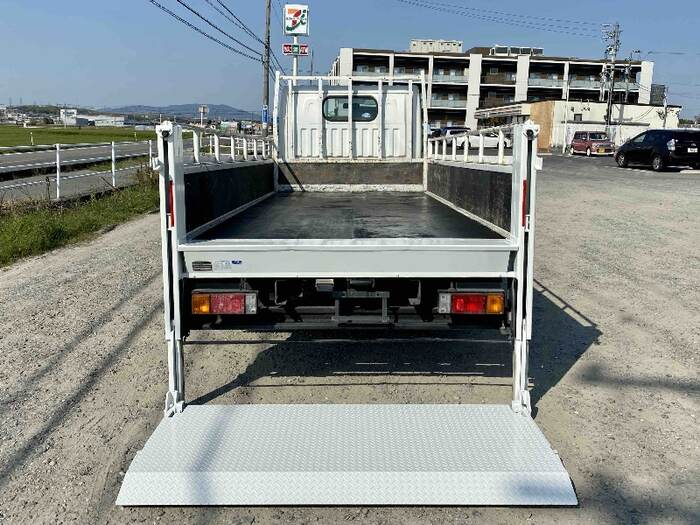 日産 アトラス 小型 平ボディ パワーゲート SKG-TZ3F24 運転席 トラック 画像 トラック王国掲載