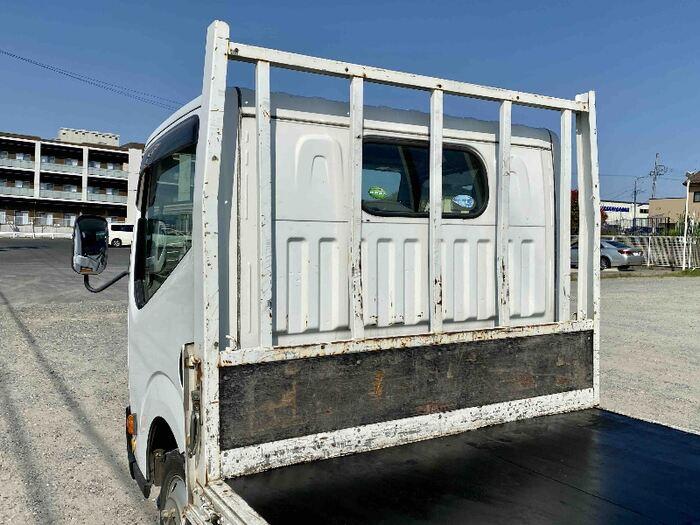 日産 アトラス 小型 平ボディ パワーゲート SKG-TZ3F24 型式 SKG-TZ3F24 トラック 画像 栗山自動車掲載