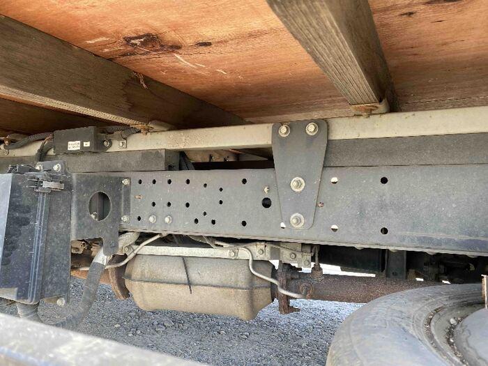 日産 アトラス 小型 平ボディ パワーゲート SKG-TZ3F24 タイヤ トラック 画像 トラック市掲載