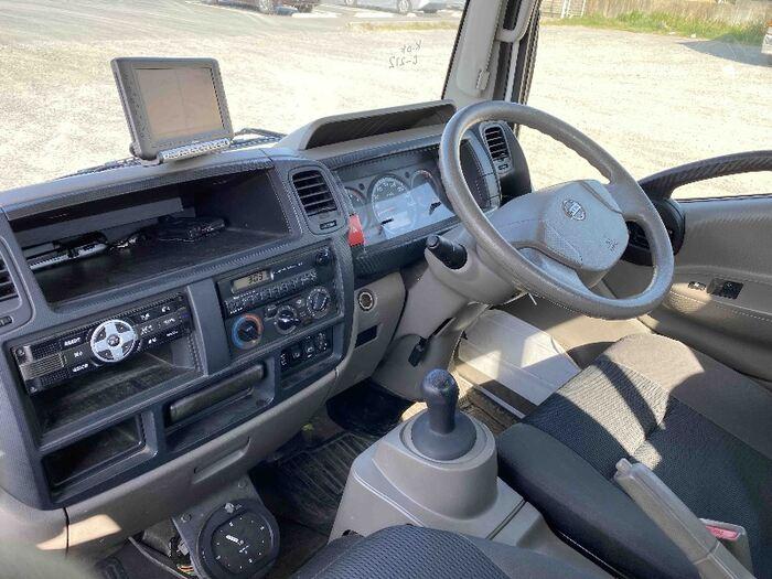 日産 アトラス 小型 平ボディ パワーゲート SKG-TZ3F24 年式 H26 トラック 画像 トラックサミット掲載