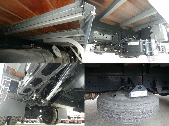 いすゞ エルフ 小型 アルミバン パワーゲート サイドドア|積載 2t トラック 画像 ステアリンク掲載