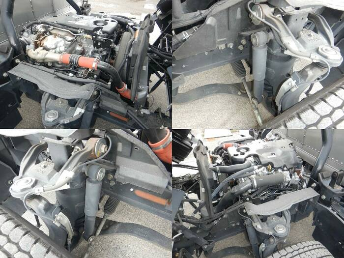 いすゞ エルフ 小型 アルミバン パワーゲート サイドドア|走行距離 12万km トラック 画像 トラックランド掲載