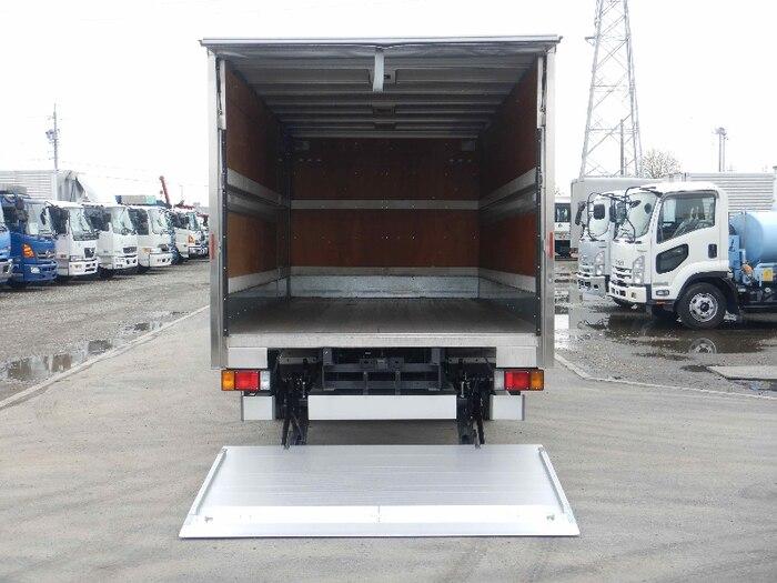 いすゞ エルフ 小型 アルミバン パワーゲート サイドドア|リサイクル券 10,440円 トラック 画像 トラック市掲載