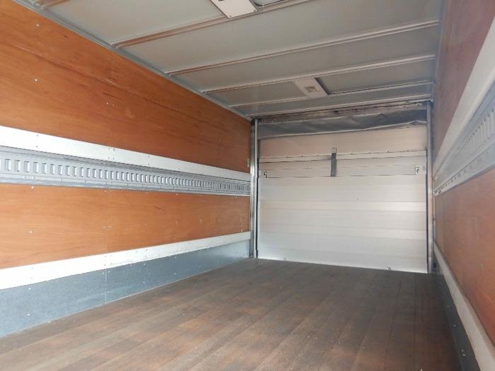 いすゞ エルフ 小型 アルミバン パワーゲート サイドドア|シフト MT6 トラック 画像 ステアリンク掲載