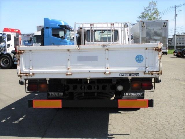 日産UD コンドル 中型 平ボディ KK-MK21A H15|トラック 背面・荷台画像 トラック市掲載