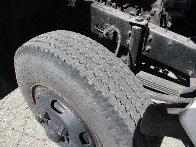 日産UD コンドル 中型 平ボディ KK-MK21A H15|荷台 床の状態 トラック 画像 トラックサミット掲載