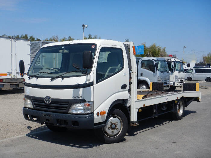 トヨタ ダイナ 小型 車輌重機運搬 ラジコン BKG-XZU414|画像1